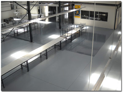 Cement screed epoxy and                   polyurethane flooring Western Cape Waterstop.co.za